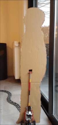 Home Alone Cardboard Guy