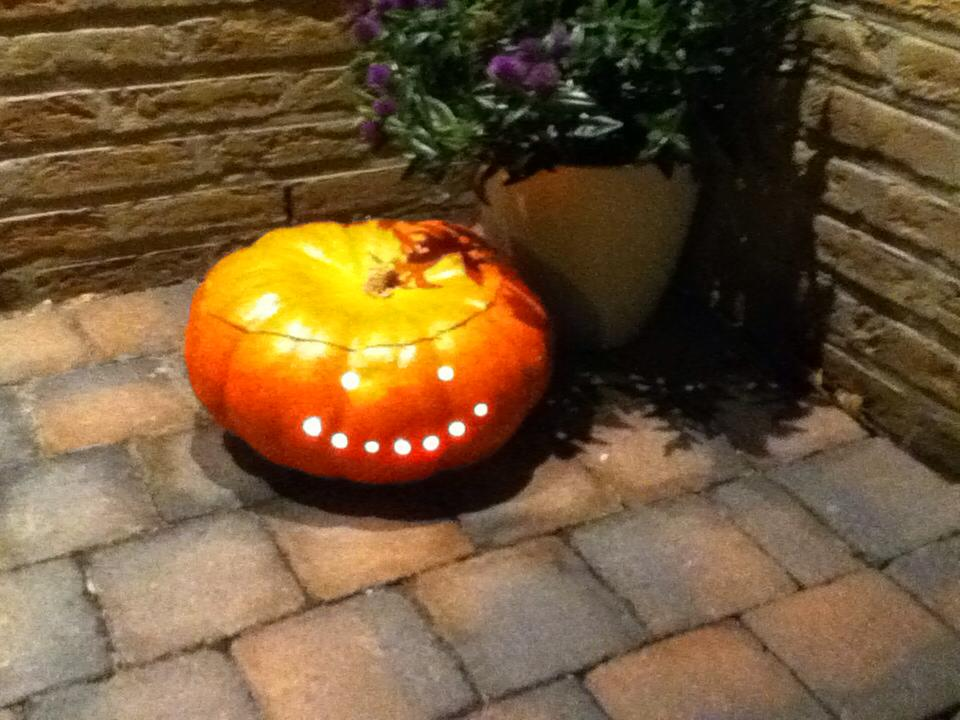 Pumpkin LED