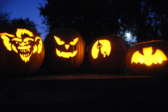 All pumpkins