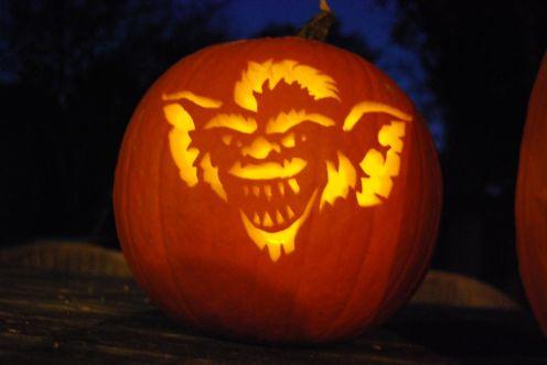 Gremlin Pumpkin